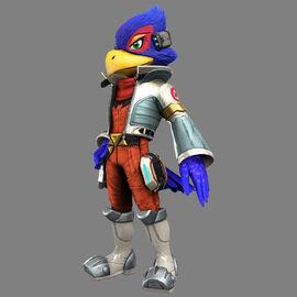 Falco Lombardi - Arwingpedia - Wikia