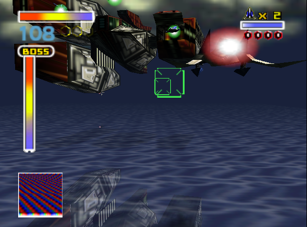 Archivo:SF64 Corneria Attack Carrier 03.png