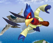 Falco Screenshot SSBM