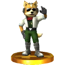 James And Fox Mccloud James McCloud - Arwing...