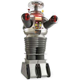 Old model general utility robot
