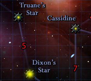 Dixon's Star