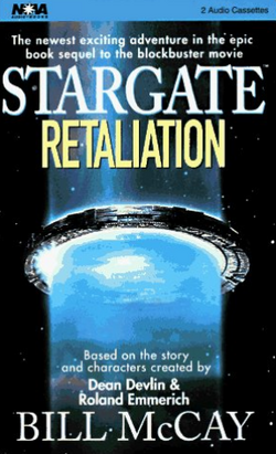 Stargate Retaliation Audiobook