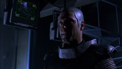 Apophis' Jaffa commander (Point of View)