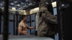 Homeworld Command Locker Room