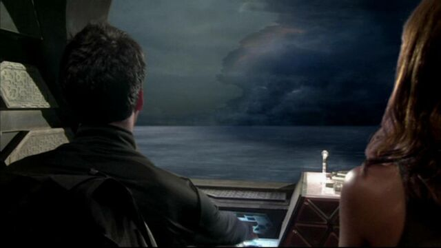 File:Sheppard and Teyla see storm.jpg