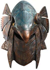 Horus helmet