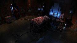 Atlantis isolation room