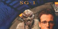 Stargate SG-1: First Steps: The Stargate Unexplored Worlds Roleplaying Sourcebook