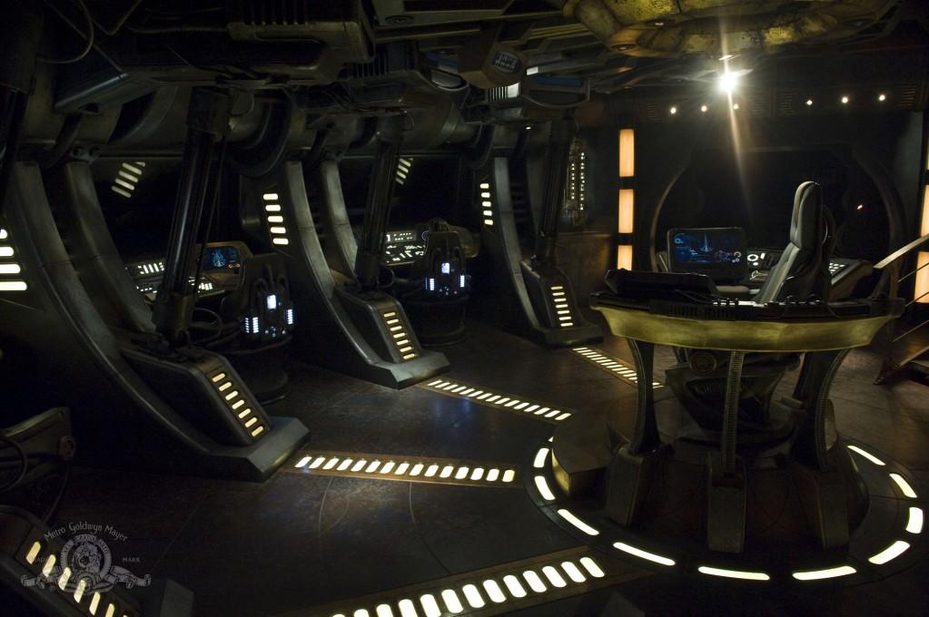 Pont du destin e wiki stargate fandom powered by wikia for Interieur vaisseau star wars