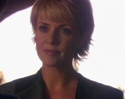 Replicator Samantha Carter