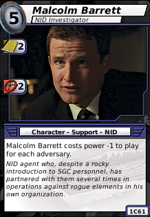 malcolm barrett movies and tv shows