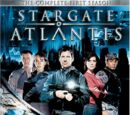 Stargate Atlantis: The Complete First Season