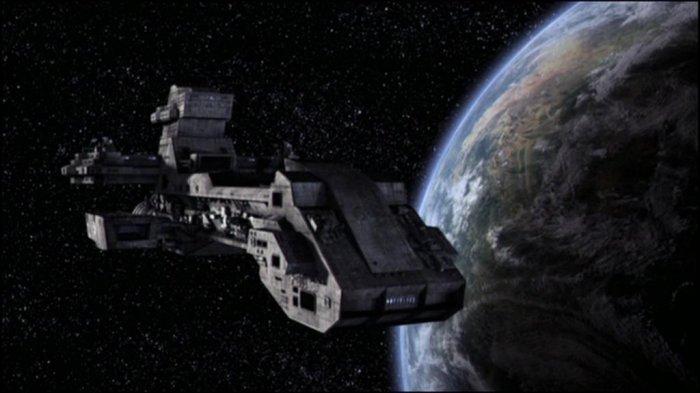 prometheus spacecraft stargate - photo #23