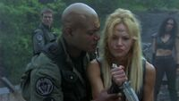 Ishta and Teal'c
