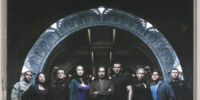 Stargate Universe Promo DVD