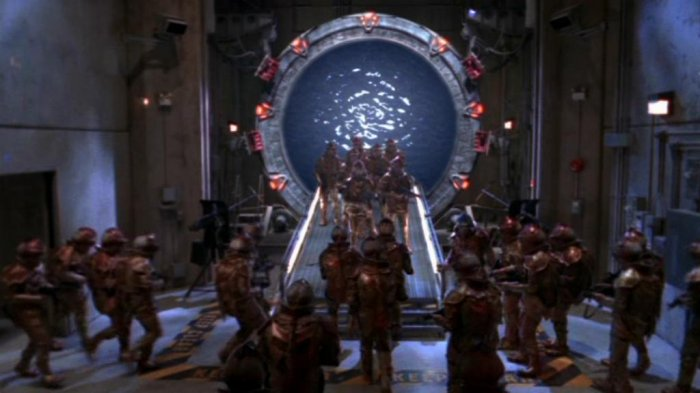 Stargate SG-1 - S 3 E 14 - Foothold - Video Dailymotion