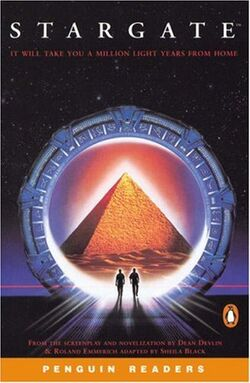 Stargate Junior Novel