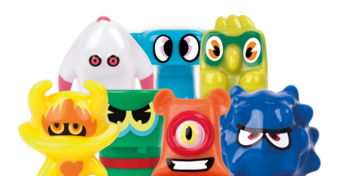 Star Monsters series 1 group 3