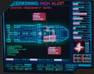 Geronimo panel