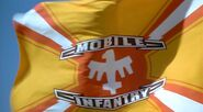 Flag of the Mobile Infantry Starship Troopers 1997