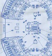 Shuttlebay, main (deck 4), Galaxy-class