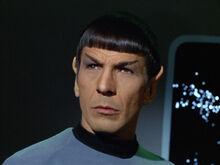 Spock 2267