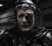 Q as 1 of 4 - ST Borg
