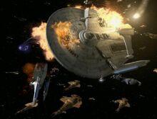 USS Majestic battle
