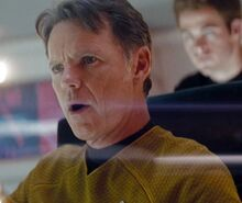 Christopher Pike Bruce Greenwood