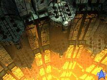 Ba'ku planet underground