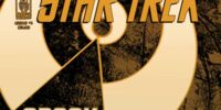 Spock: Reflections, Issue 1