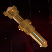 Cardassian dreadnought missile