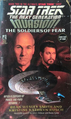 The Soldiers of Fear cover