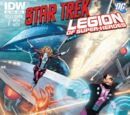Star Trek—Legion of Super-Heroes, Issue 4