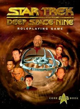 DS9 core game book