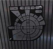 Turbolift control pad