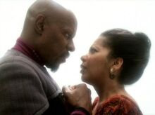 Sisko and Kasidy, What You Leave Behind