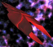 Star Trek New Visions Swarm Unit