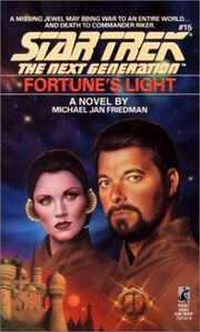 Fortune's Light cover