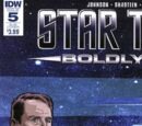 Boldly Go, Issue 5