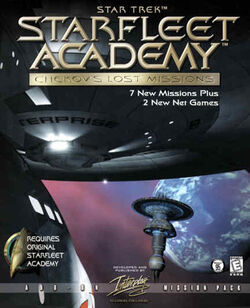 Starfleet Academy Chekov's Lost Missions