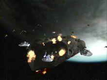 Chin'toka moon explosion