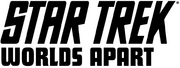 Worlds apart logotype