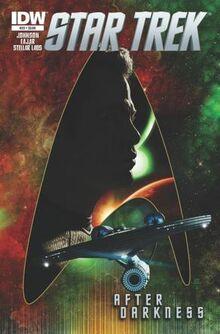 IDW Star Trek, Issue 23