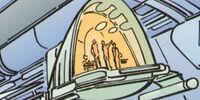 Romulan travel pod
