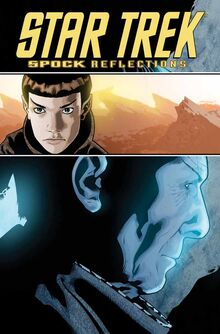 Spock Reflections omnibus cover