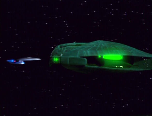 File:Enterprise-D and Warbird.jpg