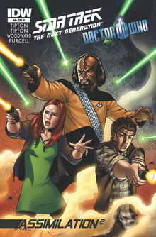 Assimilation2Issue8 Cover B