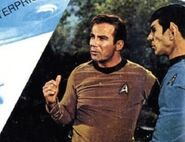 Kirk spock GK4